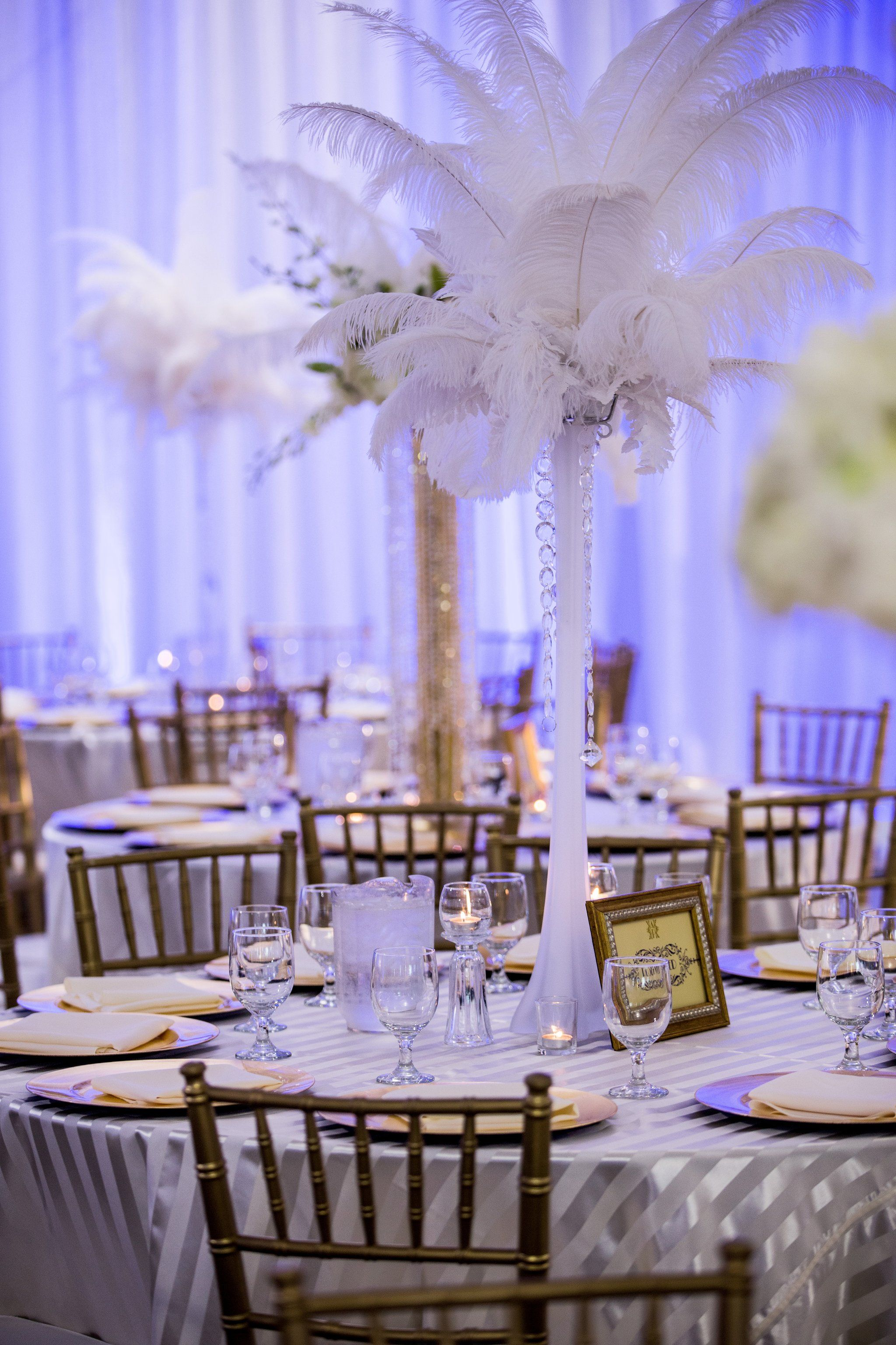 1920s wedding decoration ideas  How to Throw a s Wedding Inspired by The Great Gatsby  Gatsby