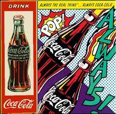 Risultati immagini per quadri pop art cibo