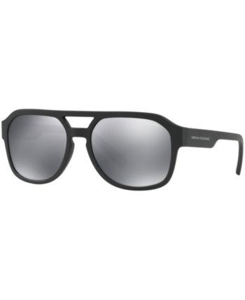 0a0de0f9a Armani Exchange Sunglasses, AX4074S in 2019   Products   Armani ...