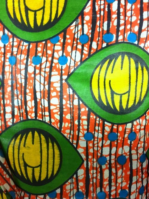 """African Prints - Style #9 $3.95/yd 45"""" wide #prints #africanprints #specialty #apparel #textilediscount"""