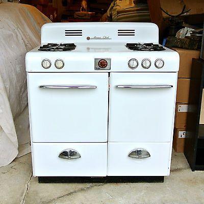 Apartment Size Gas Stove . | Creative vintage stoves | Pinterest ...