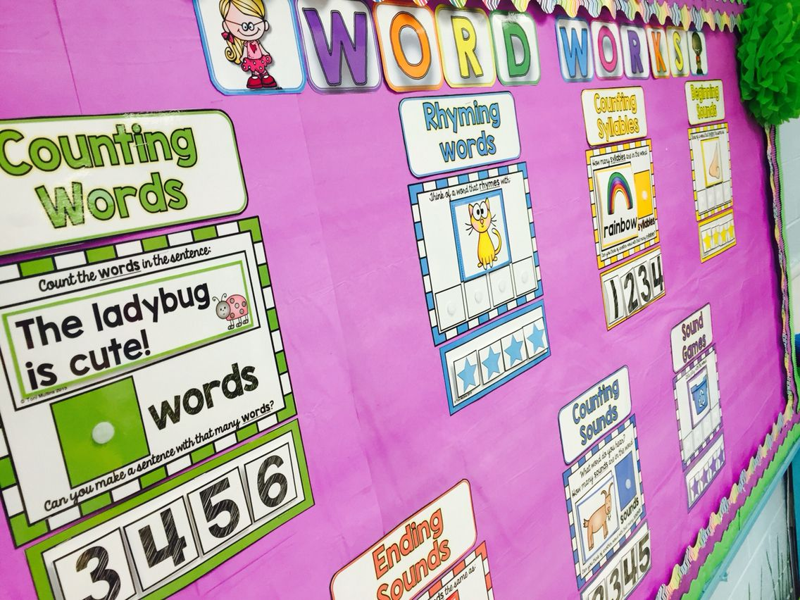 First Grade Word Works Daily Set 1 Digital Learning And