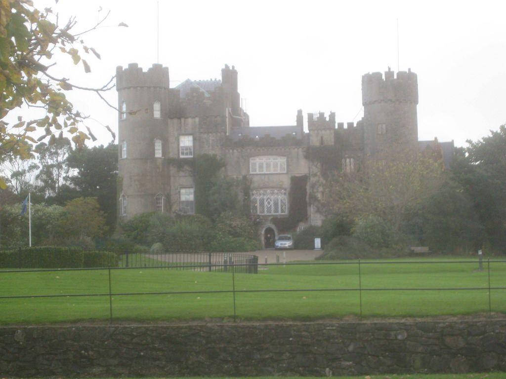 Malahide Castle, Co. Dublin.