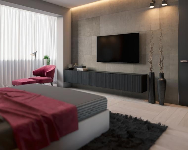 Grau im Schlafzimmer Entdecken Sie die Trendy Grey