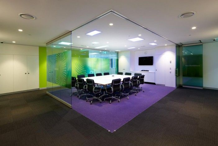 Reed exhibitions commercial interior designers office design and fitout specialists