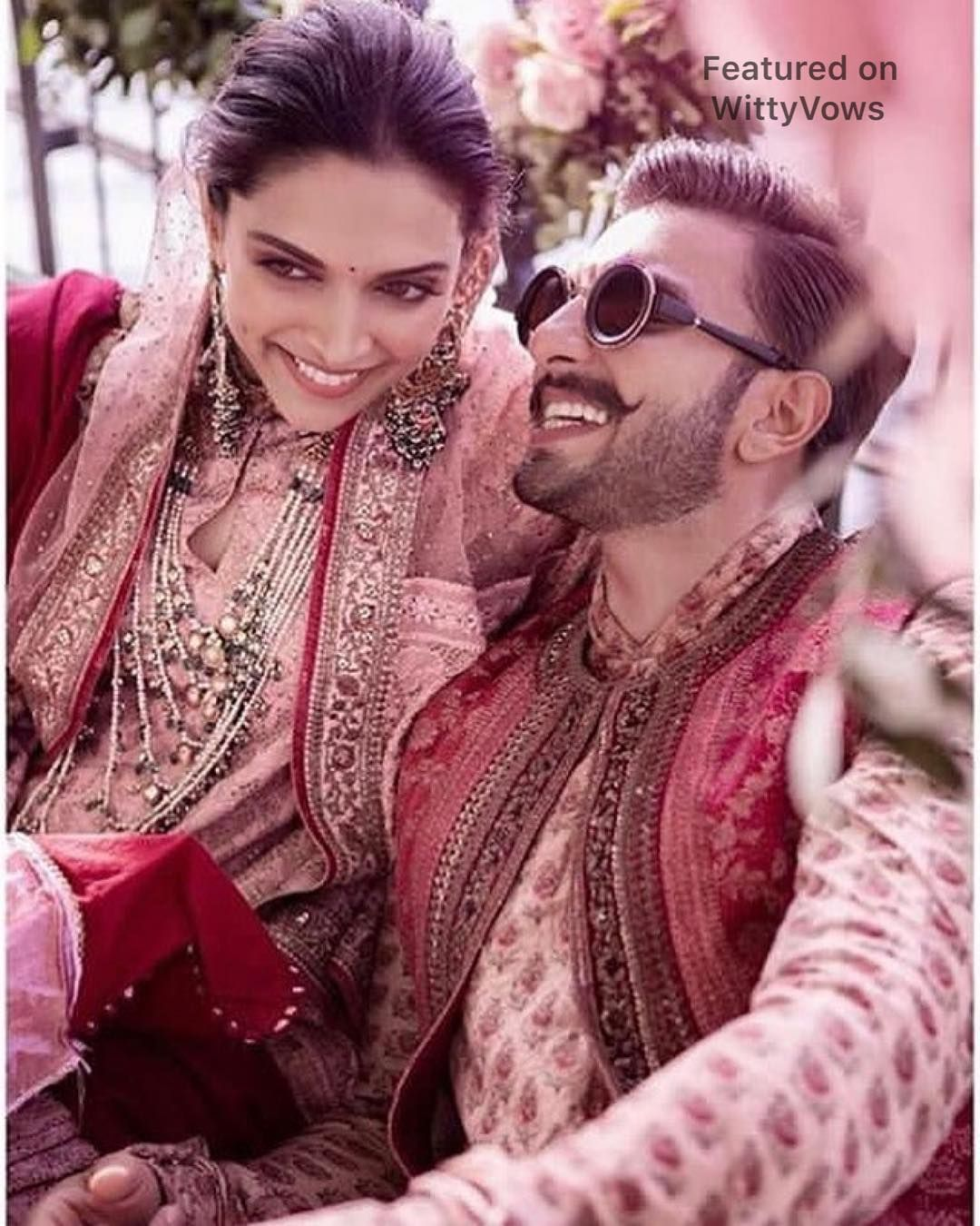 Deepika Padukone And Ranveer Singh Wedding Deepveer Wedding Destination Weddings In Italy Weddings At Lake C Bollywood Wedding Desi Bride Deepika Ranveer