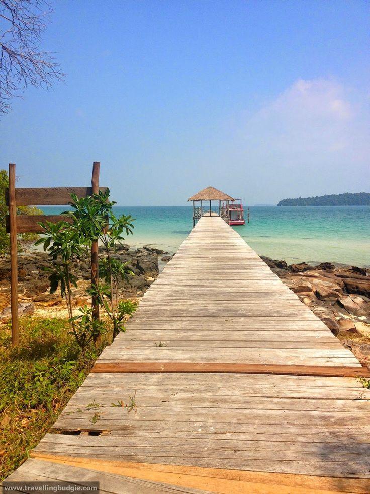 Cambodia Sihanoukville Beach Times And Island Paradise