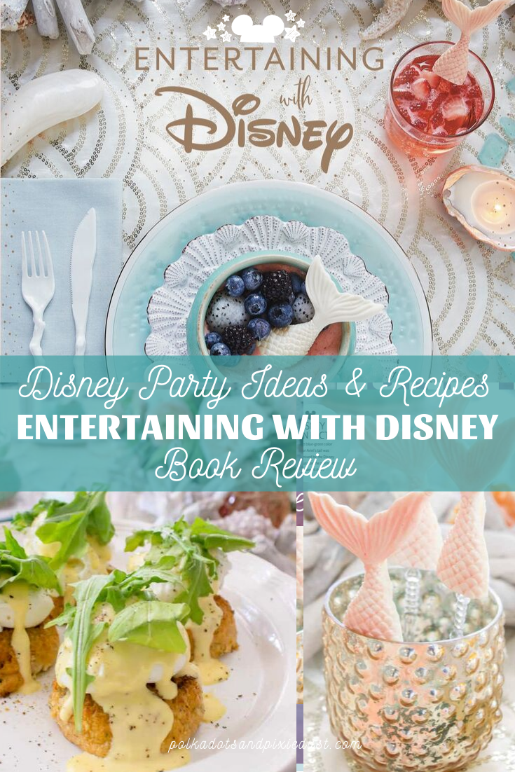 Disney Party Ideas and Recipes Entertaining with Disney