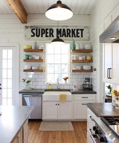 joanna gaines inspired rustic industrial farmhouse kitchen decor farmhouse kitchen decor on farmhouse kitchen joanna gaines design id=43820
