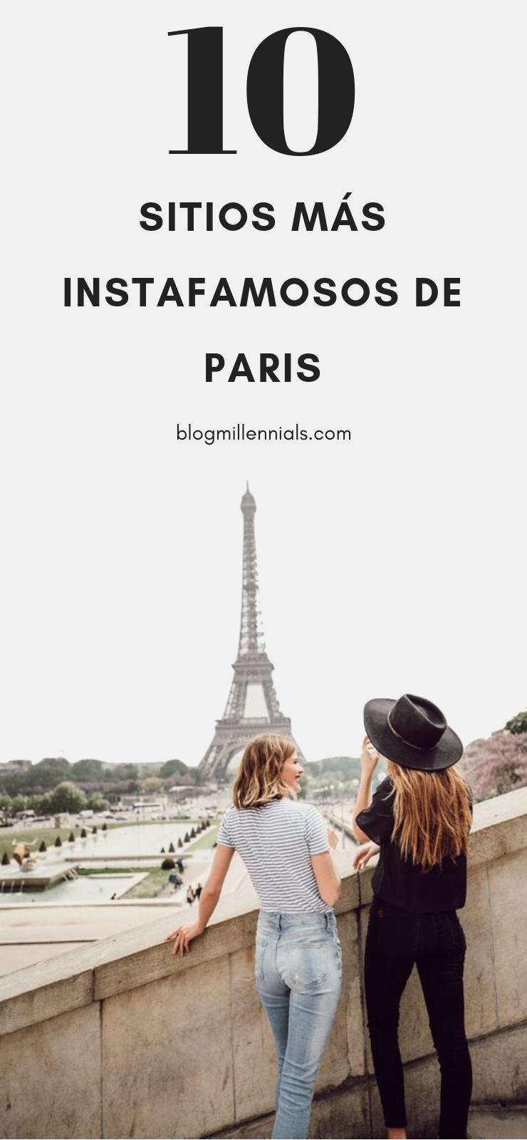 Qué ver en Paris: los sitios más instafamosos de Paris #moda #estilo #fashion #style #travel #viajar #viajera #paris #francia #disneylandparis #disney #chicas #viajeras #traveling #quehacer #turista #guíaparis #quehacerenparis #girlstrip #girls #places #vacaciones #vacay #ny #chicas #woman #travel #bloggers #blog #viajando #viajera #comohacermaleta #vogue #bali #indonesia #barcelona #magazine #instagram #beauty #blogger #airport #aiportstyle