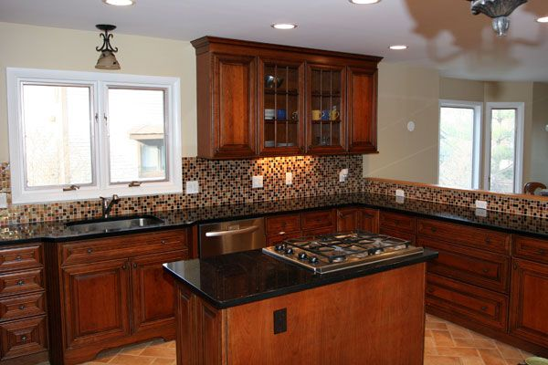 Small Island With Stove Cooktop Island With Stove Kitchen
