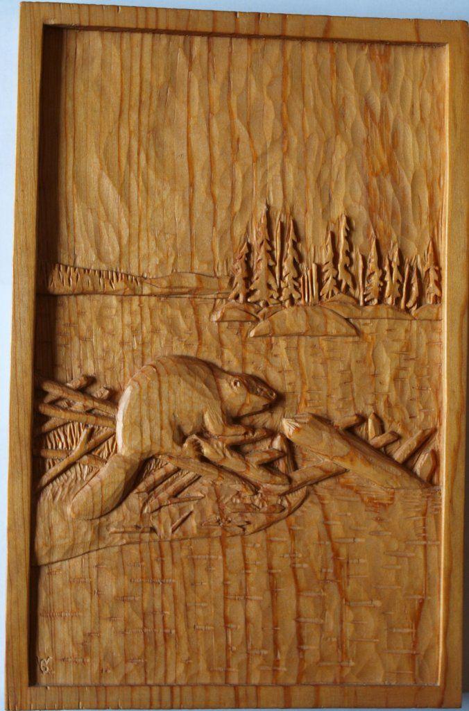 Wildlife relief carvings werner groeschel s wood carving