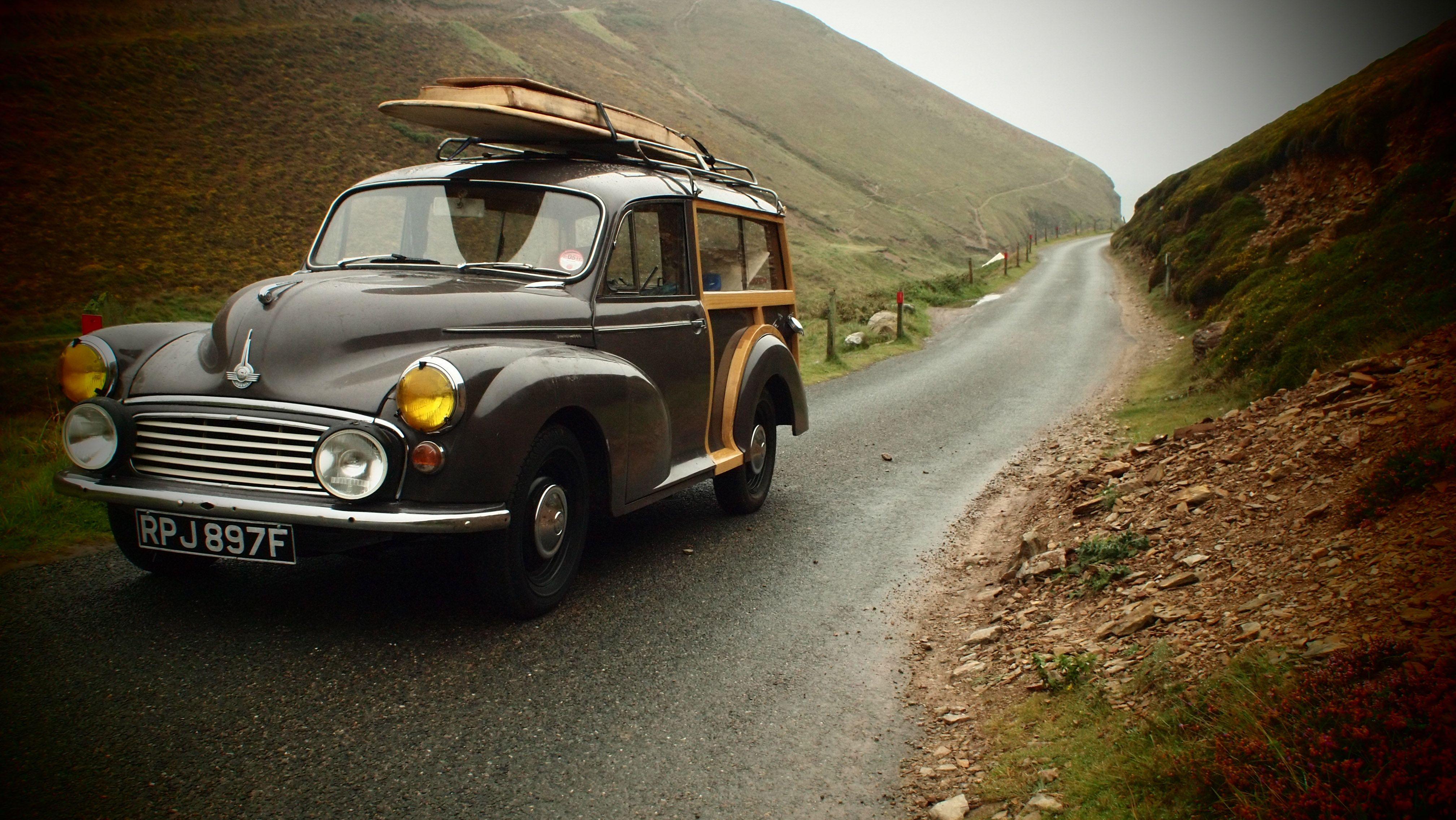 Vintage Surf Wagons | Influx Magazine influx.co.uk | Cars ...