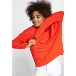Def Pullover Frauen Karrer in rot Def