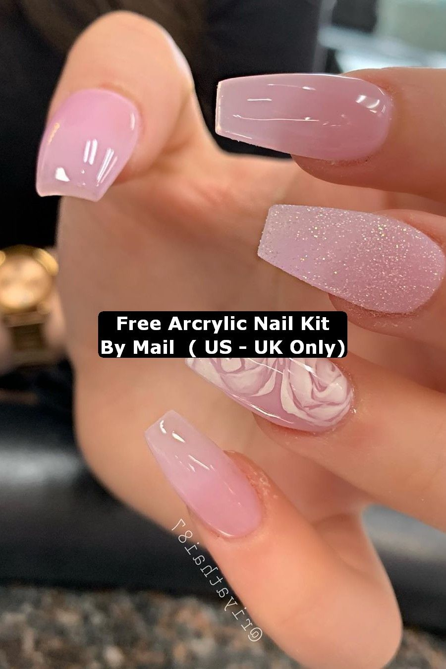 7 How To Get Acrylic Nail Kit In 2020 Almond Acrylic Nails Acrylic Nail Kit Nail Kit