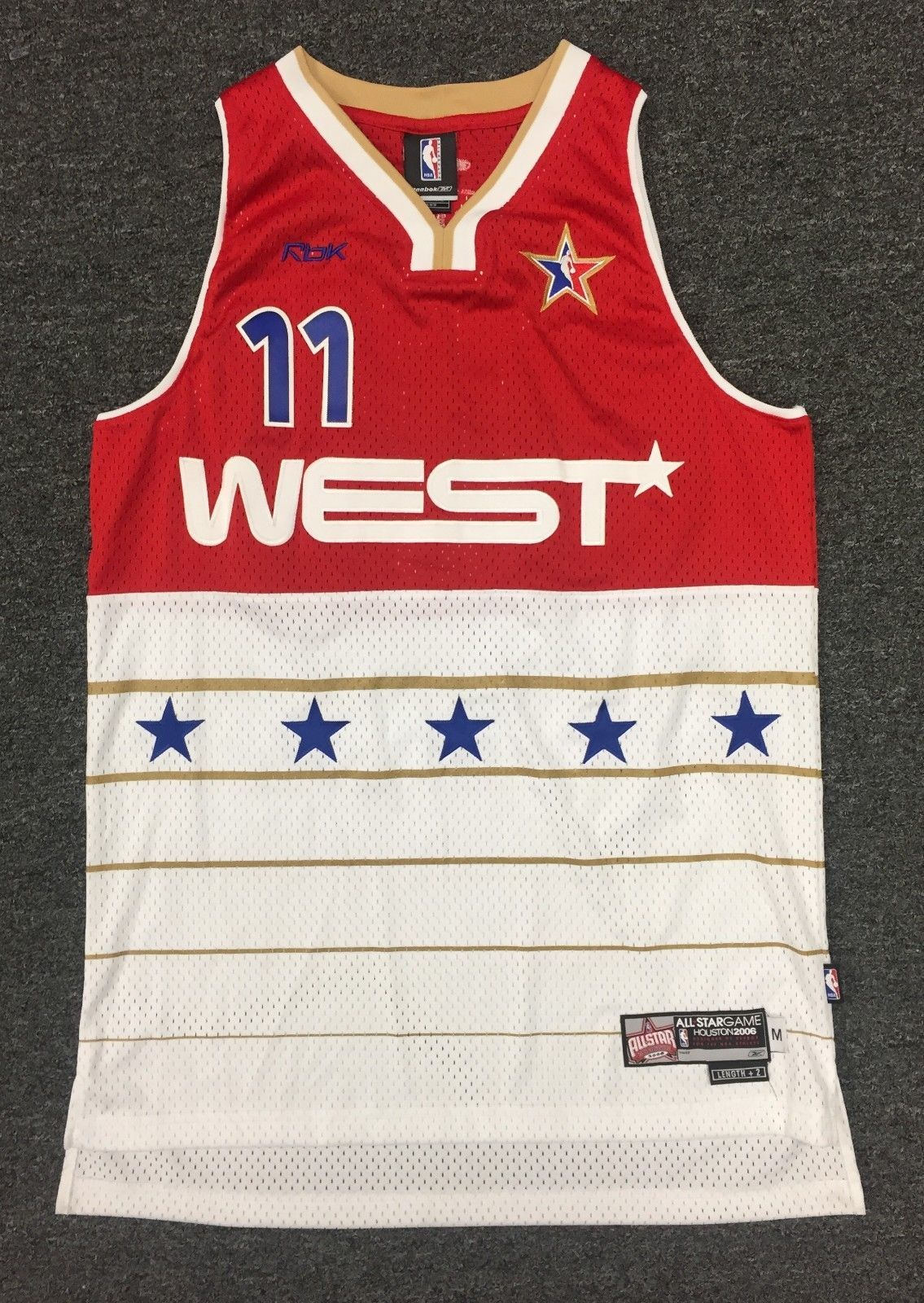 Yao Ming Rockets  11 Signed NBA All-Star Jersey AUTO Autograph Sz XL JSA COA   Basketball 32765984c