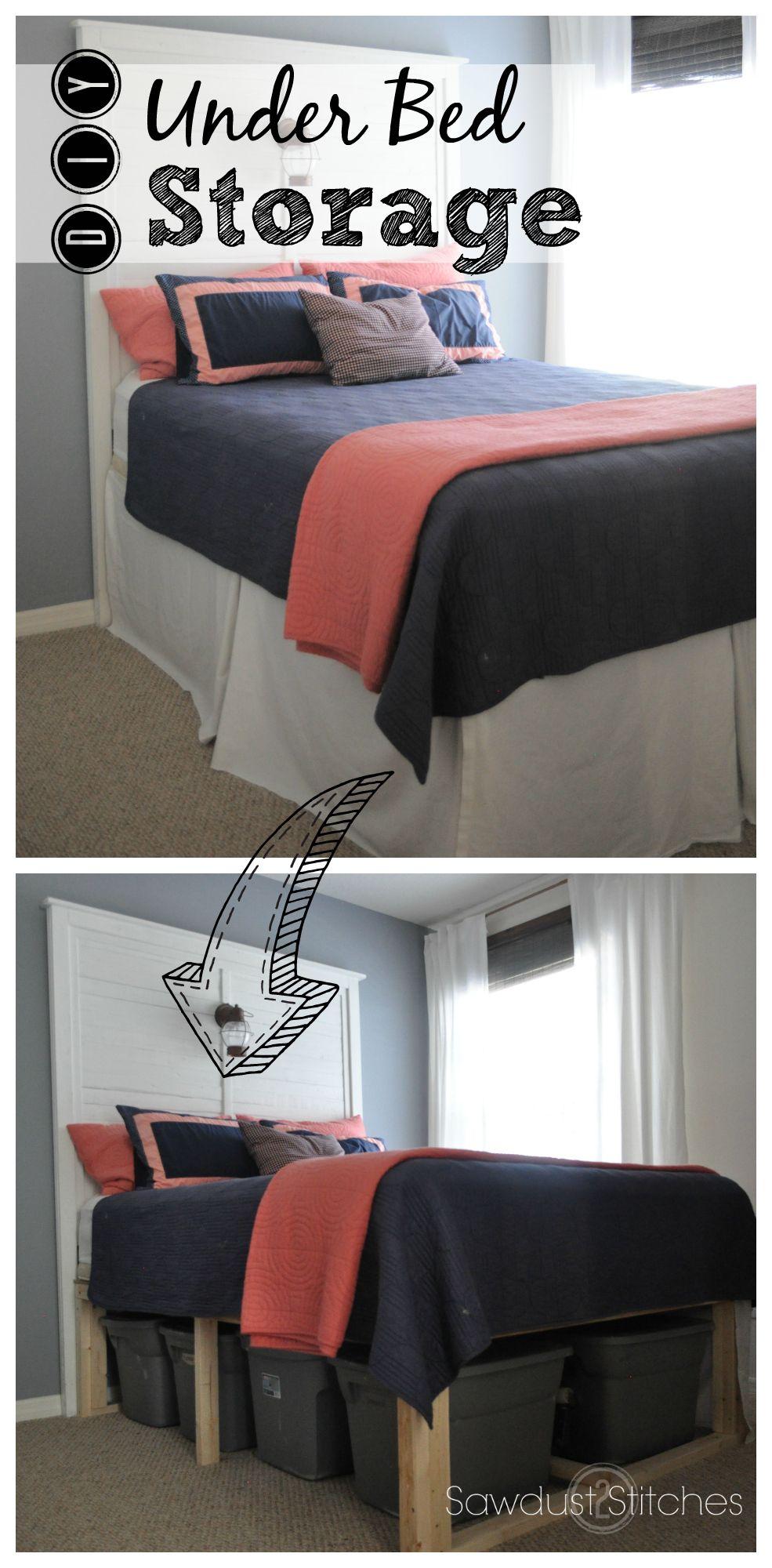 Under Bed Storage Under bed storage, Bedroom storage