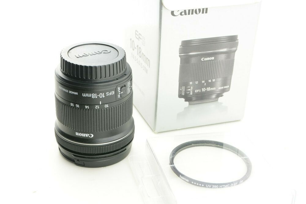 Canon Ef S 10 18mm F 4 5 5 6 Is Stm 10 Things Stuff To Buy Echo Dot