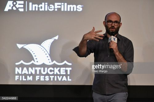 NANTUCKET, MA - JUNE 22: Director Robert Greene speaks during... #agiaparaskevigr1: NANTUCKET, MA - JUNE 22: Director… #agiaparaskevigr1