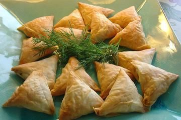 did this for new years eve...a little bit of work involved as always using phyllo dough but got RAVE reviews, Thanks!!