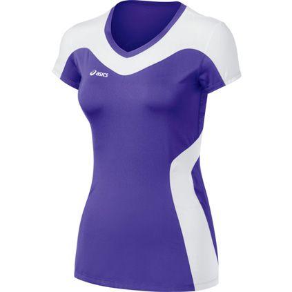 Asics Women's BT1960 Rocket Jersey. Volleyball ...
