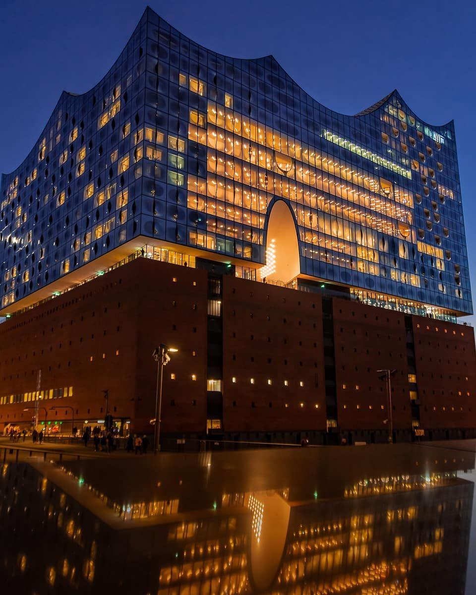 Elbphilharmonie Hamburg Hamburg Great Places Trip