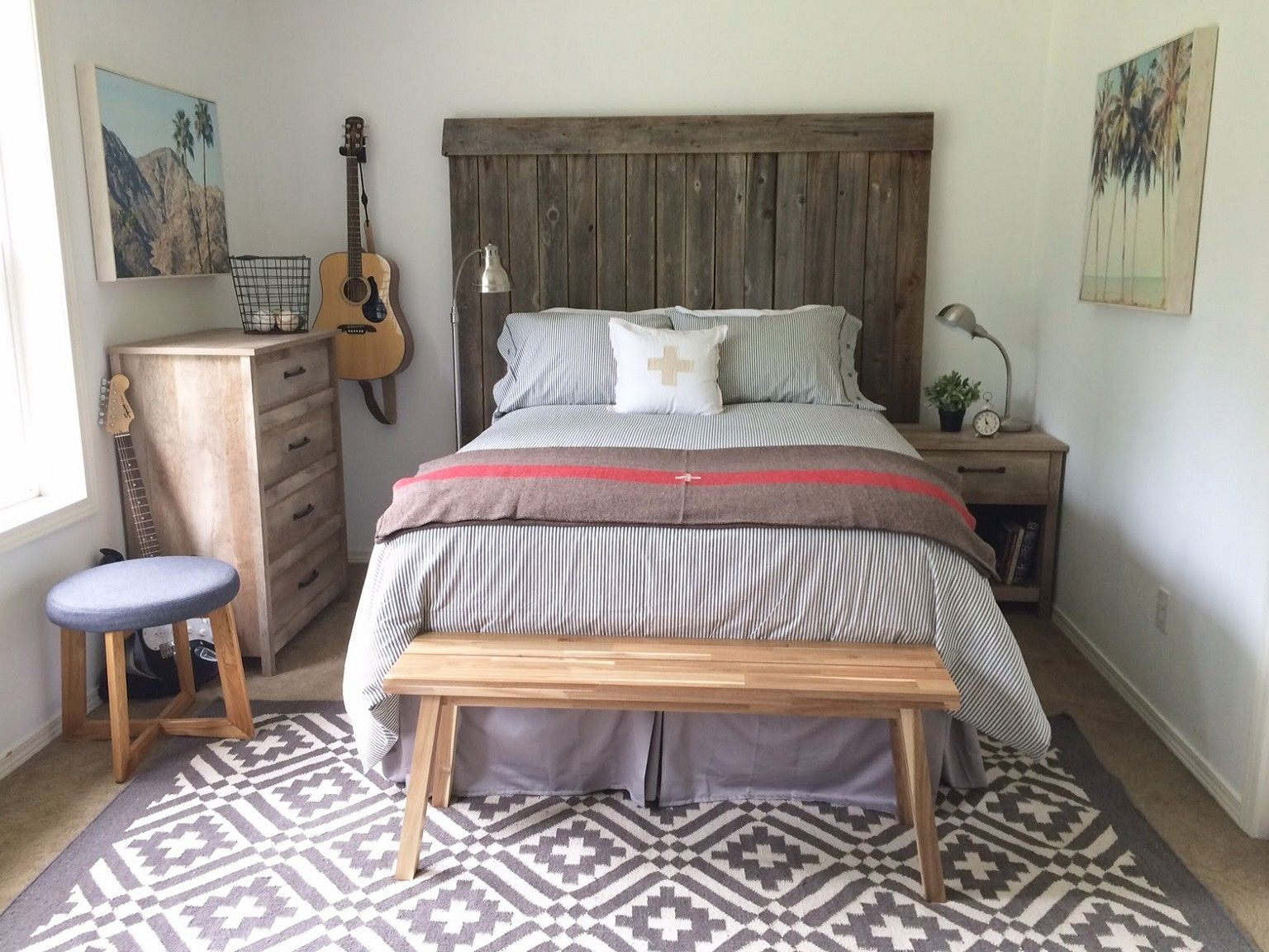 modern farmhouse bedroom décor and furniture | lifestyle news