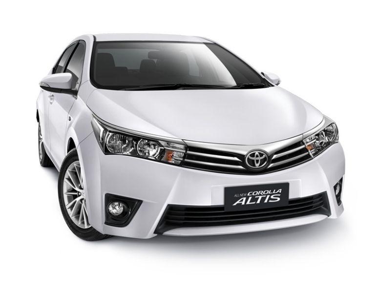 All New Corolla Altis The New Benchmark Auto2000 Toyota Corolla