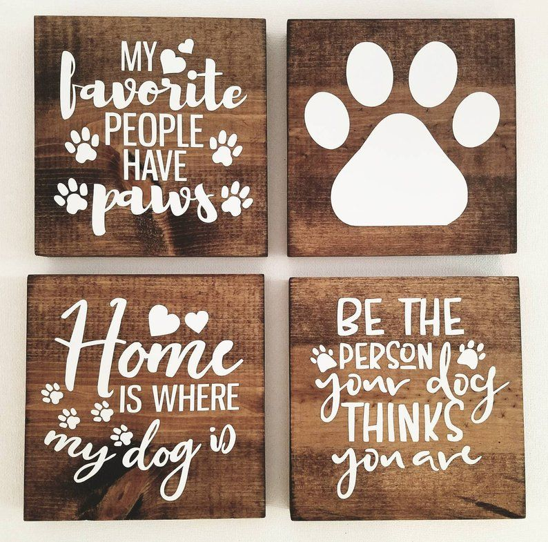 Gifts For Pet Lovers Rustic Home Decor Dog Room Decor Dog Etsy Gifts For Pet Lovers Dog Christmas Gifts Dog Signs