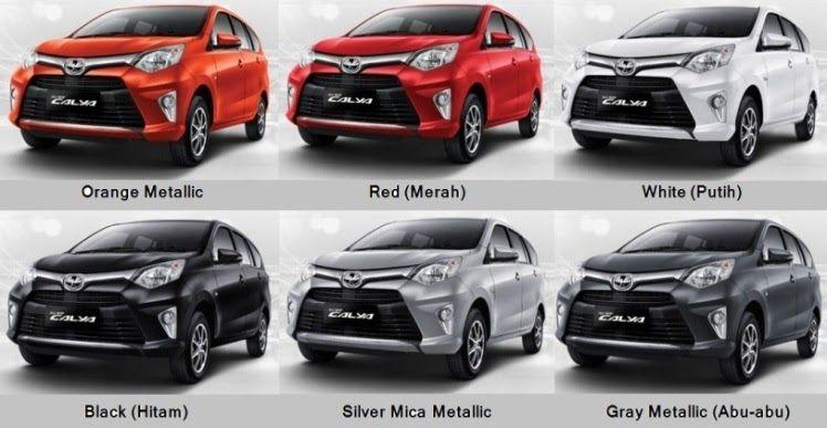 Gambar Warna2 Mobil Sigra Di 2020 Mobil Gambar