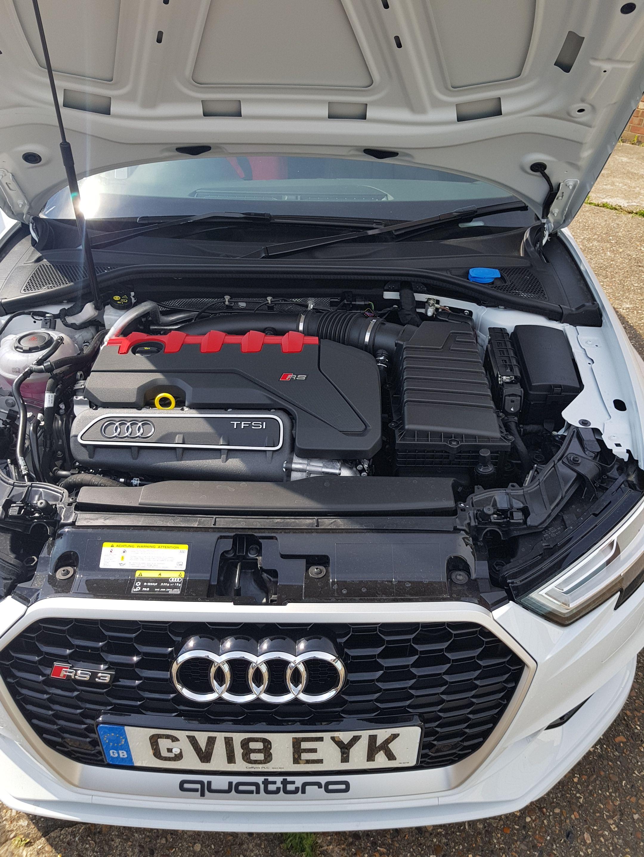 Audi Rs 3 Sportback 2 5 Tfsi Rs 3 Quattro 5dr S Tronic Cars