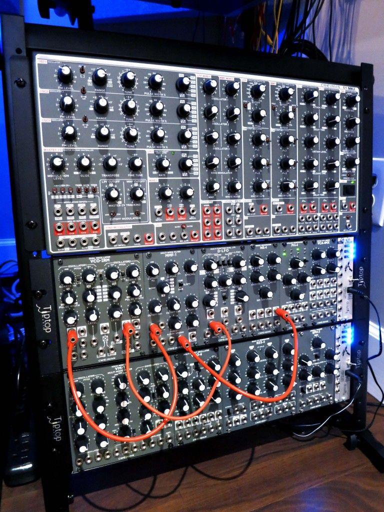 cwejman rack gear drum machine music electronic music. Black Bedroom Furniture Sets. Home Design Ideas