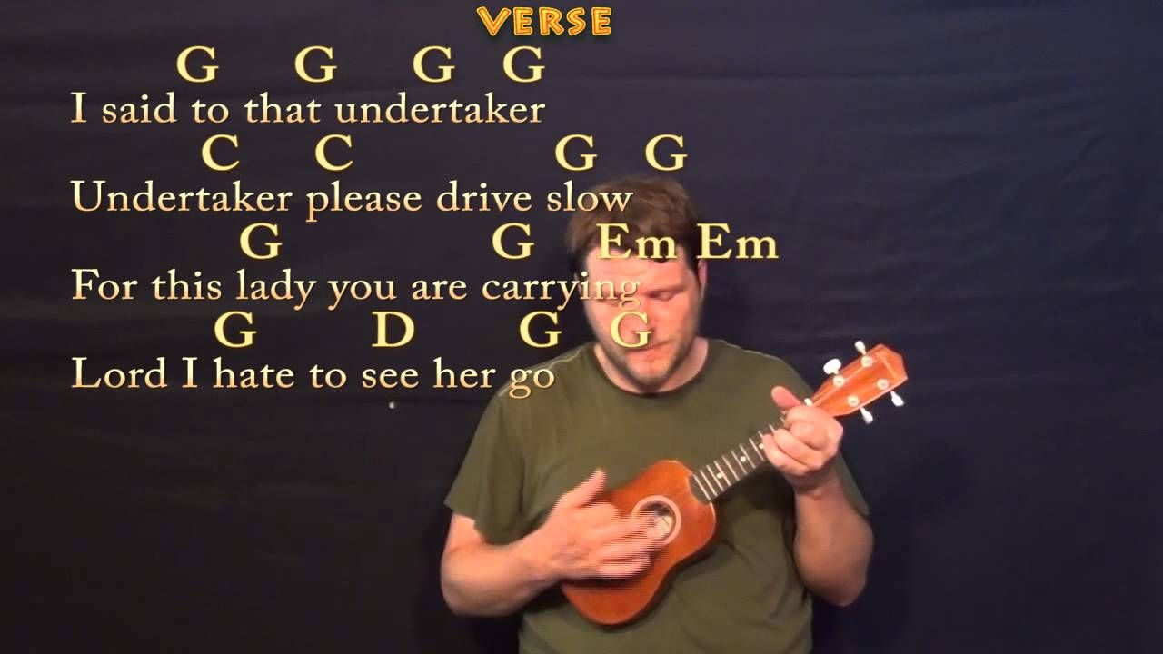 Will The Circle Be Unbroken Ukulele Cover Lesson With Chords