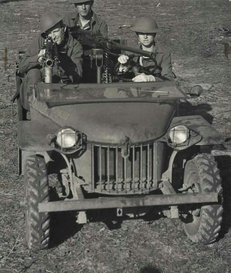 Pin By Mitchel Walker On History Willys Jeep Vintage Jeep Wwii Vehicles