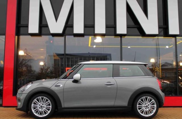 Image Result For Mini Cooper Hardtop Moonwalk Grey 2018 Vision