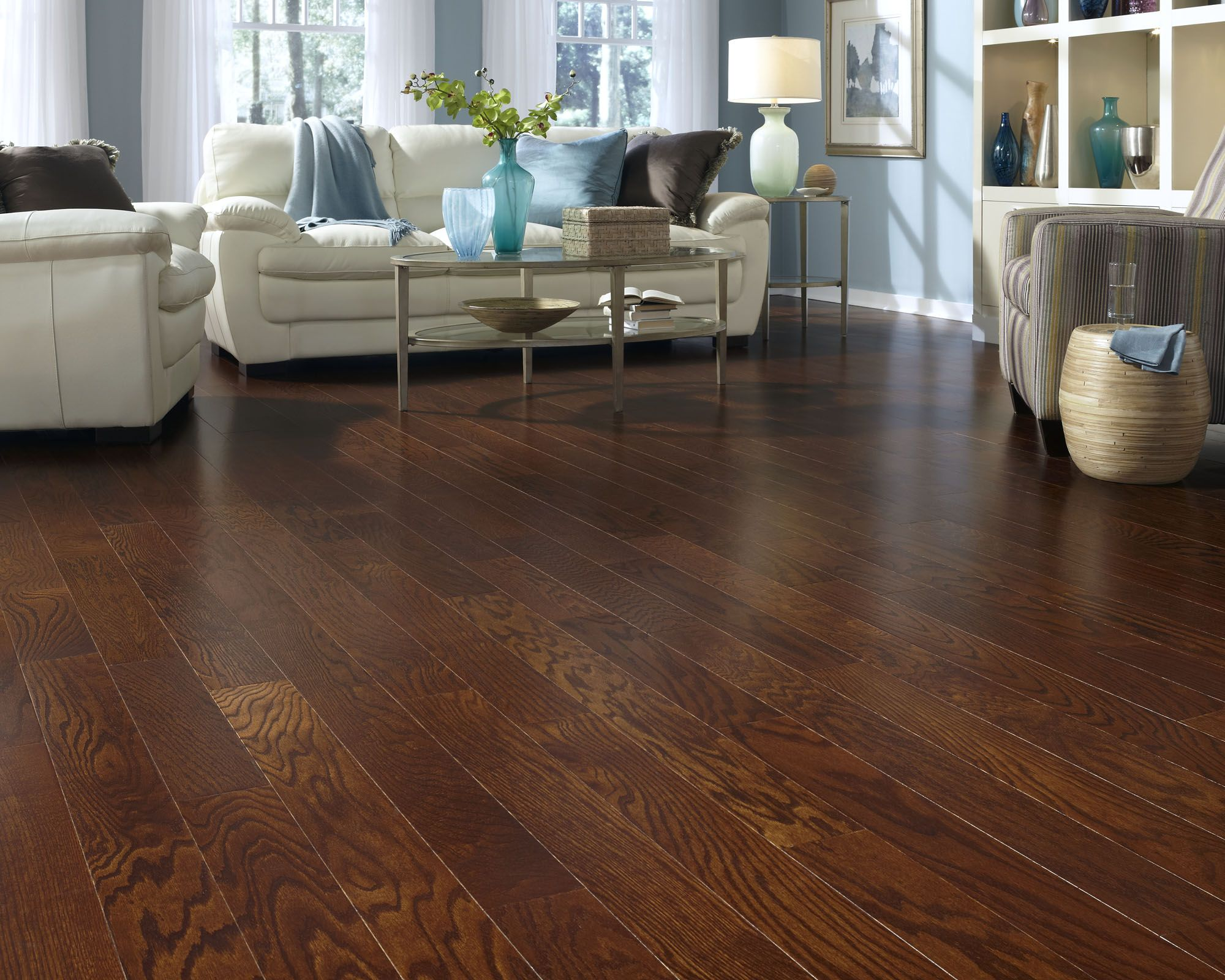 Hermitage Red Oak A Schon Quick Click Floor Floors