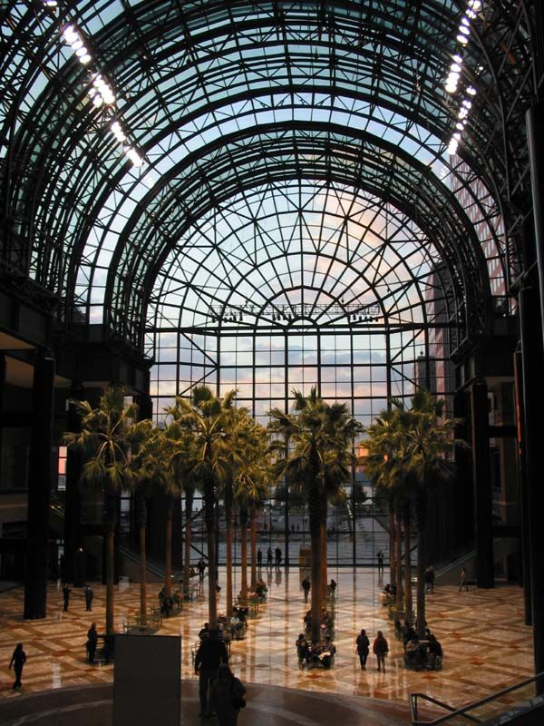 nyc world financial center winter garden - Winter Garden Nyc