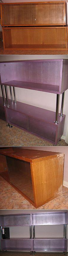Как отреставрировать мебель