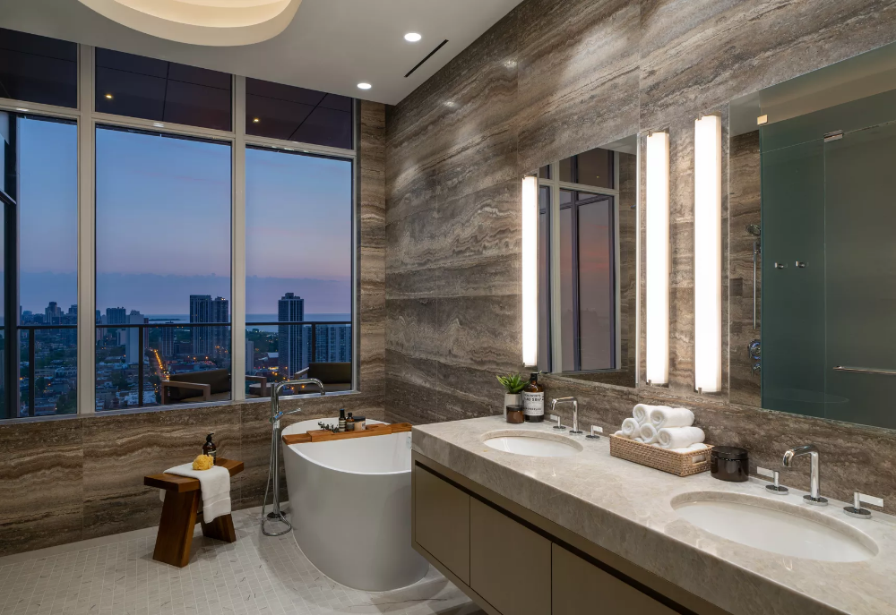 This 45Kpermonth penthouse is Chicago's priciest rental