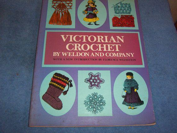 Victorian Crochet Book