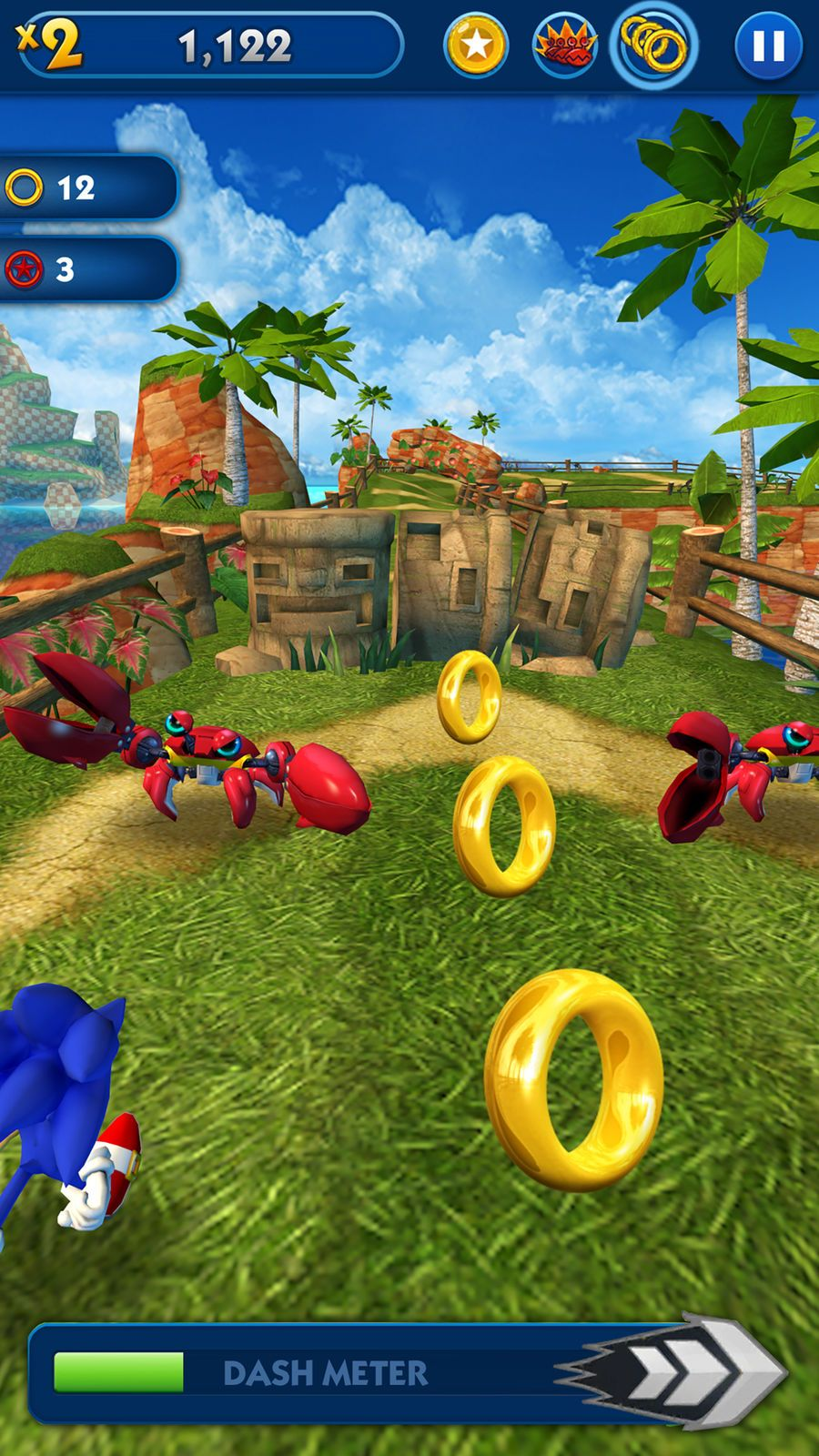 Sonic Dash ArcadeActionappsios Sonic dash, Game