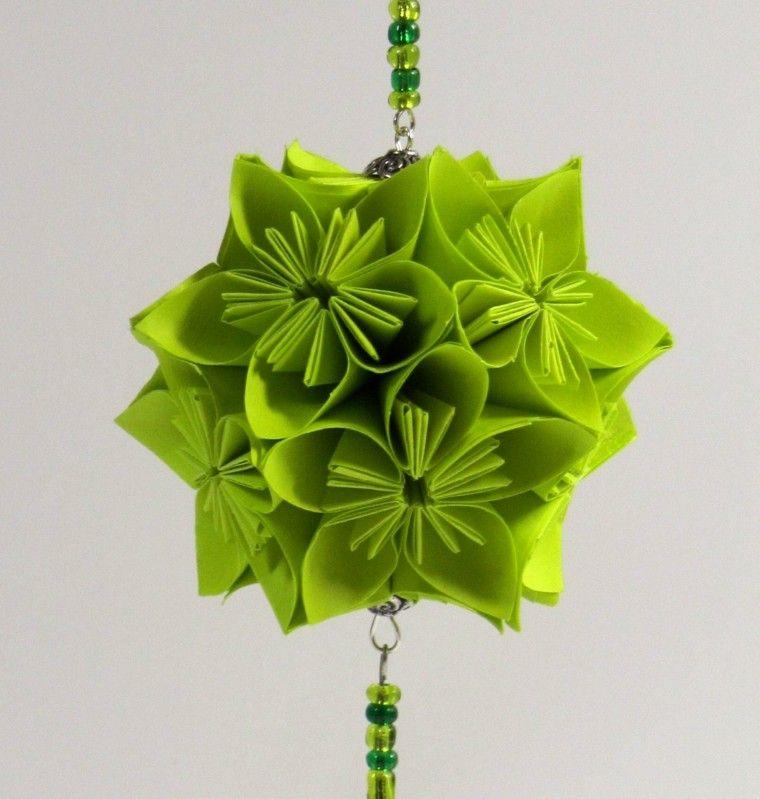 deco noel origami