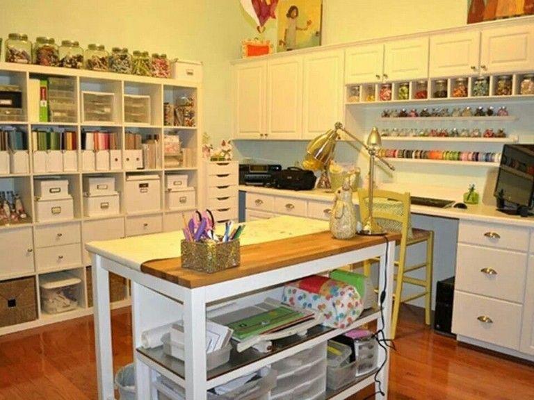 21++ Ikea craft storage cabinets ideas