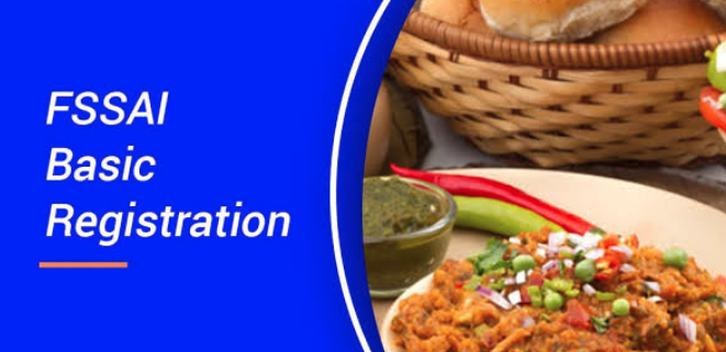 FSSAI Registration — Get FSSAI Food License Online Food