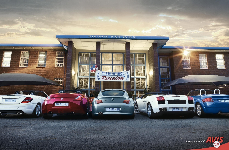 Luxury Luxury Car Hire Reunion Print Ad By Ireland Davenport Johannesburg Luxury Car Hire Luxury Car Rental Car Rental