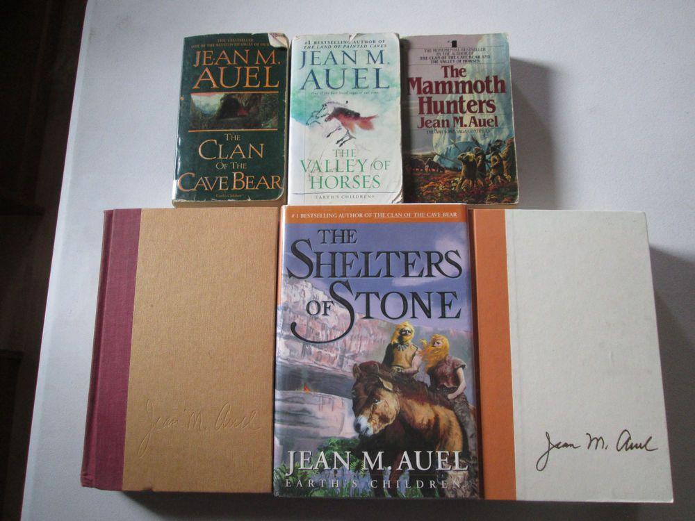 28+ Jean auel book series in order information
