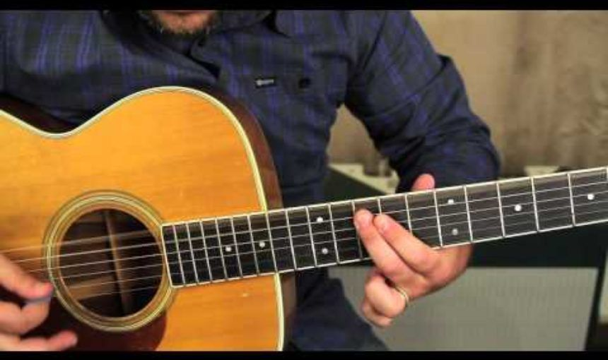 Nirvana All Apologies How To Play Acoustic Guitar Lessons