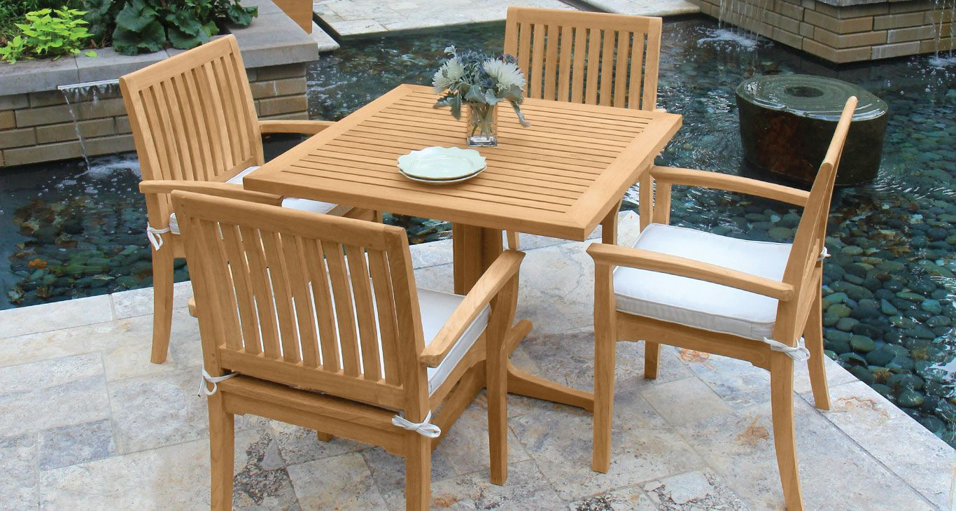 Teak Outdoor And Patio Furniture Country Casual Teak Teak