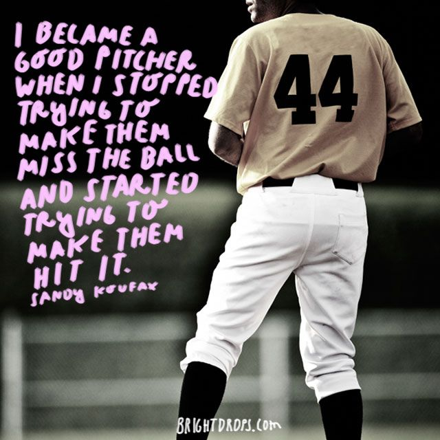 Famous Baseball Quotes Image Result For Famous Baseball Quotes About Not Making Excuses .