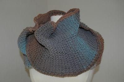 rowan colourscape chunky free knitting pattern cowl ...